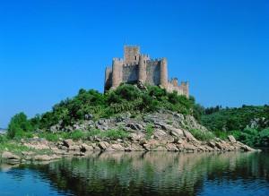 Ribatejo - Almourol Castle