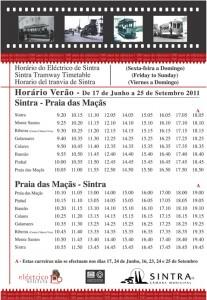 electrico horario verao 2011