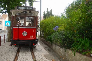 Sintra's Tram